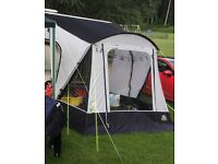 Sunncamp porch awning / camping bits AWNING SOLD