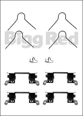 Bremssattel Vorne Pad für Toyota Previa /& Avensis Verso H1291