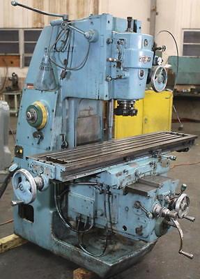 Cincinnati 307-14 Vertical Milling Machine