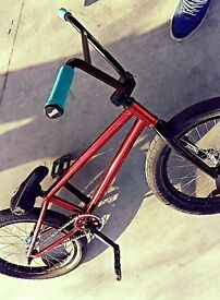 BMX for sale/exchange