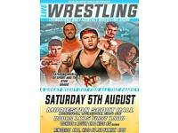 LIVE WRESTLING IN LIVINGSTON AUGUST 5TH FEATURING GRADO