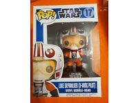 Star Wars FiGPiN May The 4th Be With You Luke Skywalker Exclusive #504 SOLD OUT