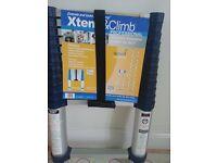 Xtend & Climb Ladder - virtually new - in pristine condition!
