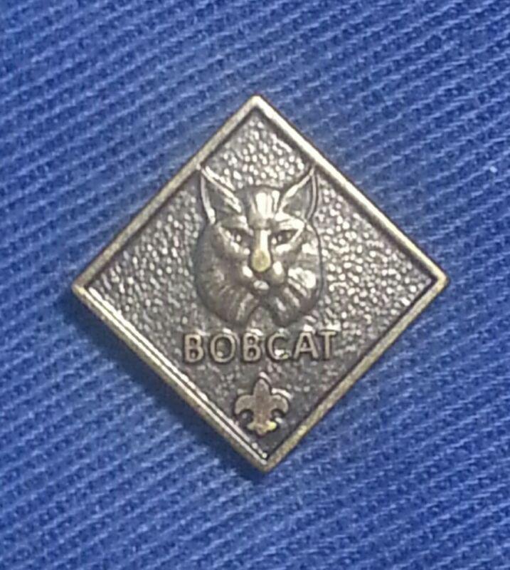 CUB SCOUT DIAMOND BOBCAT PARENT PIN TYPE 2 CLUTCH BACK PIN BC2