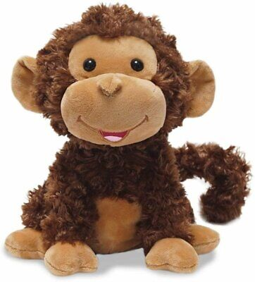 "Cuddle Barn Crackin' Up Coco Monkey Animated Musical Plush Toy, 10"" Super..."