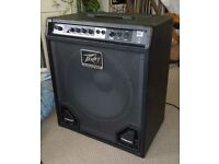 Peavey Max 115 (mk I) combo bass amp, great for practice or gigging