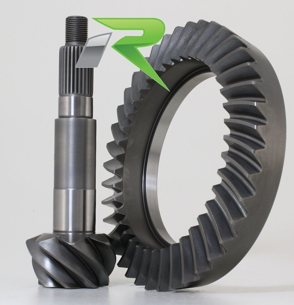 Revolution Gear /& Axle Dana 44 Thick 5.38 Dual Drilled Ratio ring /& pinion D44