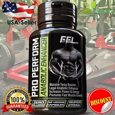#1 - BEST BODYBUILDING SUPPLEMENT RIPPED LEAN MUSCLE GROWTH GAIN WORKOUT