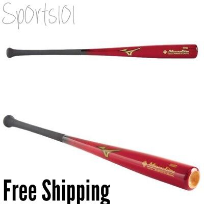 Mizuno Baseball Bamboo Bat MZE 243 Elite Wood 340463 Cherry Black  Bamboo Bat Bamboo Wood Bat