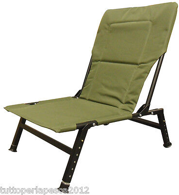 A0422 SEDIA CARPFISHING MDI CARP FOLDING CARP ADJUSTABLE CHAIR - CARP FISHING