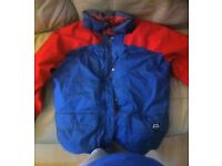 Mountaineering jacket. Cost £300. bargain at £40