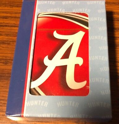 Alabama Crimson Tide Playing Cards Brand New. Free Shipping Alabama Crimson Tide Playing Card