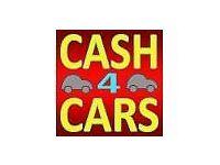 Scrap cars wanted Birmingham