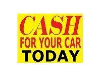 Scrap my car Salford cash paid