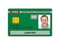 CSCS GREEN CARD from £29.99 Why pay more? No hidden costs, Quick card 02075118187/07940111940