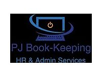 PJ BOOK-KEEPING, HR AND GENERAL ADMIN SERVICES