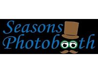 Seasons Photobooth a fun addition to any event with instant unlimited prints and silly props
