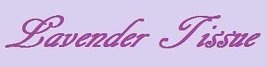Lavender Tissue