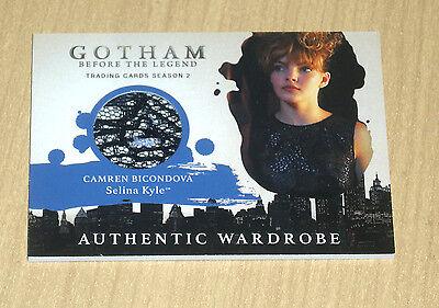 2017 Cryptozoic Gotham season 2 wardrobe costume Camren Bicondova SELENA M17