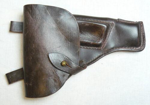 Gun Holster Pistol Vintage Soviet Military Officer Leather TT Tokarev USSR