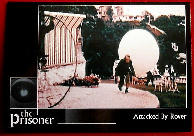 THE PRISONER, VOLUME 2 - Card #27 - Attacked by Rover - Factory Ent. - 2010