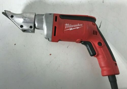 Milwaukee 6852-20 6.8 Amp 18-Gauge Double Insulated Shear w/Tactile Grip, GR