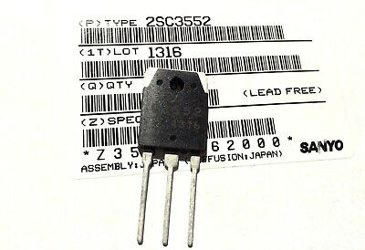 2N6308 NPN POWER SILICON TRANSISTOR  LOT OF 5