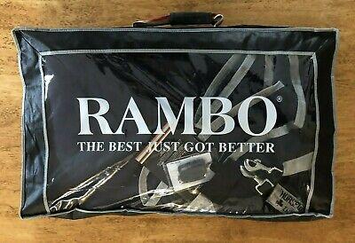 NWT Horseware Rambo Wug Horse Turnout Blanket - 84
