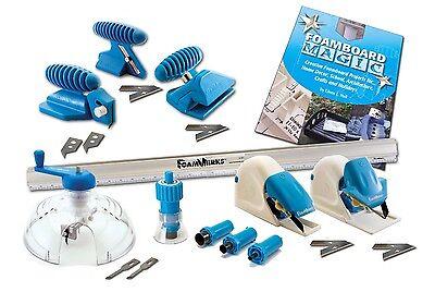 Logan Foamwerks W1002 Deluxe Foamboard Cutting Kit New with Warranty