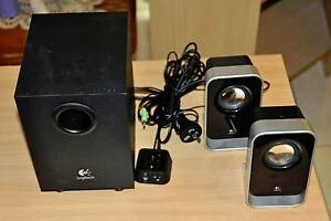 Logitech Stereo Speakers with Subwoofer Forest Lake Brisbane South West Preview