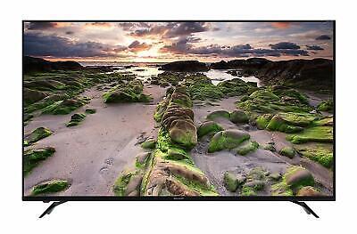 Sharp 4K Ultra HD E-LED 177,8 cm (70 Zoll) LC-70UI9362E Smart TV, Triple Tuner,  (70 Zoll Sharp Led Tv)