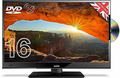 """Cello C16230FT2 16"""" Full HD LED TV With DVD Freeview HD & Satellite Tuner (137)"""