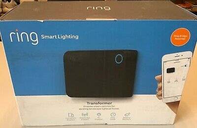Ring Smart Lighting TRANSFORMER For Outdoor Landscape & Home (5810) NEW SEALED