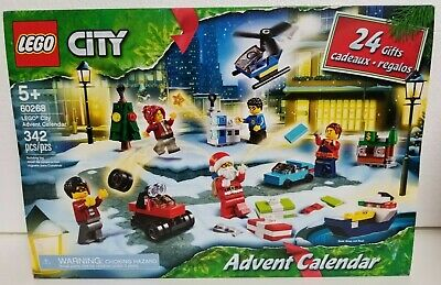 LEGO 2020 Advent Calendar City Town 60268 New Sealed Fast Shipping!