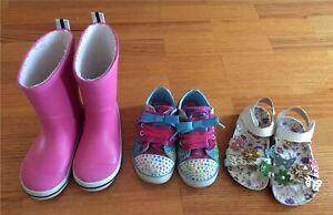 Girls shoes size US10/EUR27 Doncaster East Manningham Area Preview