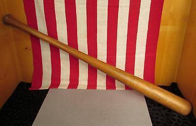 Vintage Adirondack Wood Baseball Bat No.252 Lloyd Merriman Personal Model 34