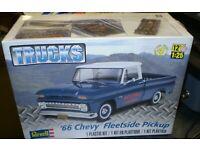 1966 Chevy Suburban Neu Revell 14409-1//25 Trucks