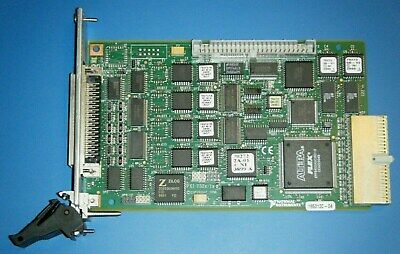 Ni Pxi-7314 Valuemotion 4-axis Open-loop Stepper Controller National Instruments