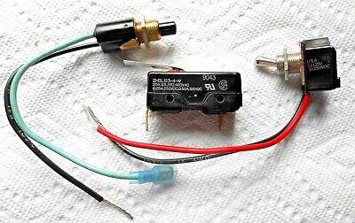3  Electric Switches  Key Copy  Machine Parts Locksmith