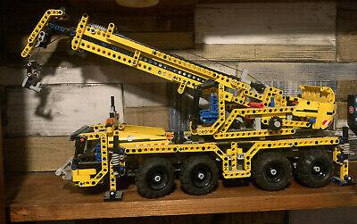LEGO TECHNIC CRANE 8053