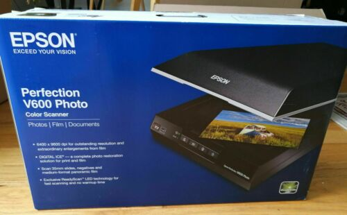 Epson Perfection V600 Photo, Image, Film, Negative & Document Scanner