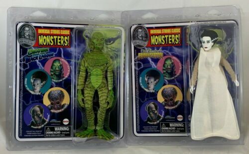 CREATURE BLACK LAGOON BRIDE FRANKENSTEIN Universal Monsters Diamond Select RETRO