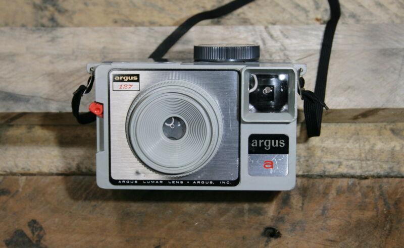 Argus A 127 Film Camera