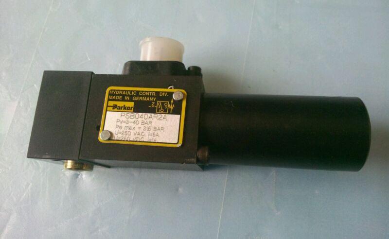 Parker Hydraulic Control Switch PSB040AR2A