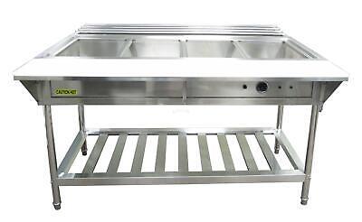 Water Bath Steam Table Starter Kit - EST-240/KIT