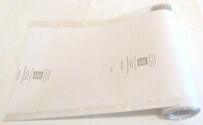 "5 yard roll 10"" Brodart Just-a-Fold Book Jacket Covers 2 MIL super clear mylar"