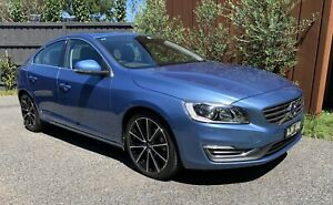 Volvo S60 T5 Luxury 4dr Adap Geartronic 8sp 2.0T (MY16)