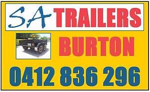 SA TRAILERS (BURTON) Burton Salisbury Area Preview