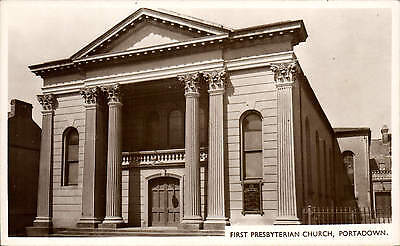Portadown. First Presbyterian Church.