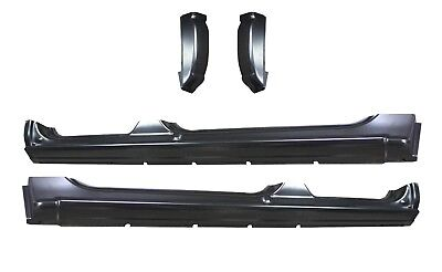1999-2007 Chevy Crew Cab Silverado GMC Sierra Rocker Panels And Cab Corners!!!